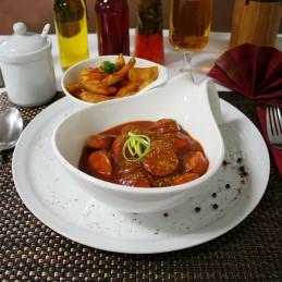 Dosen Bistro Saucisses au curry (400g)