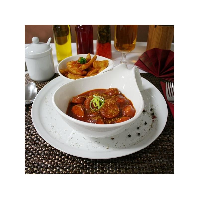 Dosen Bistro Würstel al curry (400g)