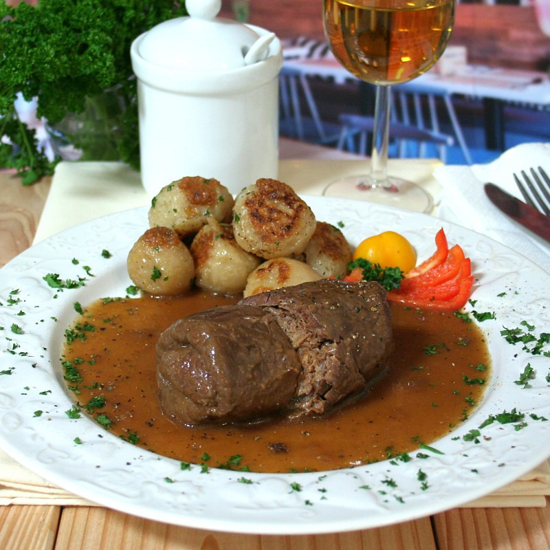 Dosen Bistro Bavarian beef olive (400g)