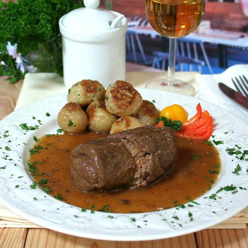 Dosen Bistro Original bayerische Rinderroulade (400g)