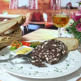 Dosen Bistro sanguinaccio tedesco dai nostri macellai paesani (400g)