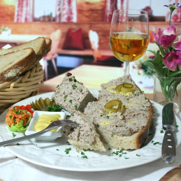 Dosen Bistro Liverwurst from our Country Butcher (400g)
