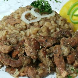 Dosen Bistro Gyros avec du riz (400g)