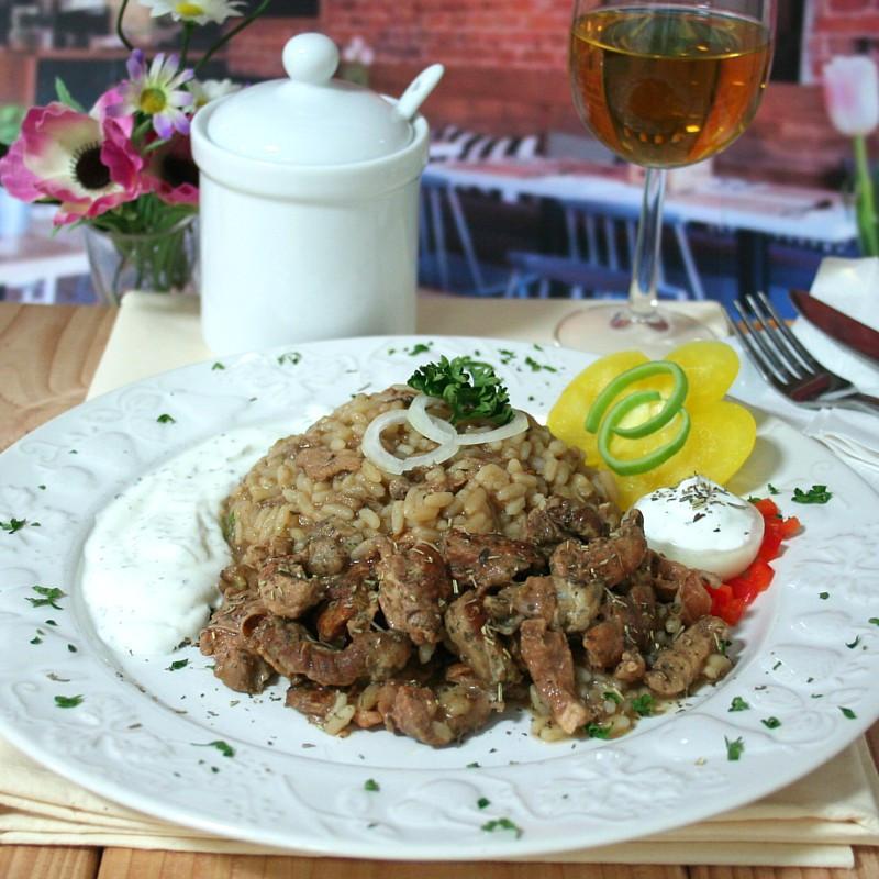 Dosen Bistro gyros with rice (400g)