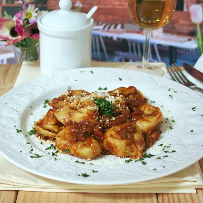 Dosen Bistro tortellini in bologneses sauce (400g)