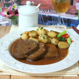 Dosen Bistro Carne di manzo brasata, bavarese (400g)