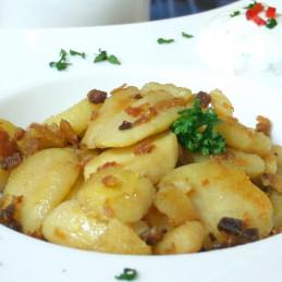 Dosen Bistro Bratkartoffeln mit Speck (400g)