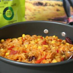 Summit poulet mexicain (fajita) avec riz (128g)