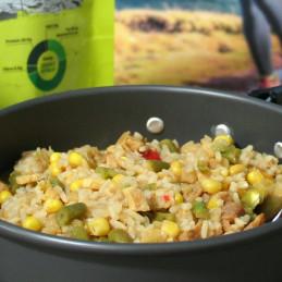 Summit poulet avec du riz frit style chinois (121g)