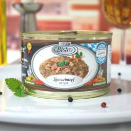 Dosen Bistro ragoût de lentilles (400g)