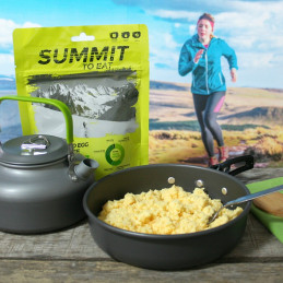 Summit scrambled eggs with cheese (80g)