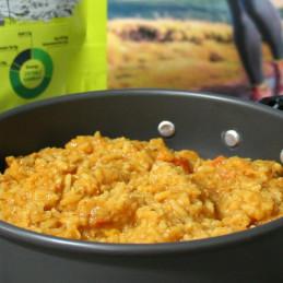 Summit piccante di pollo al curry (tikka) con riso (126g)
