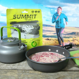 Summit Muesli with Raspberries (91g)