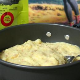 Summit vanilla pudding with apple (87g)