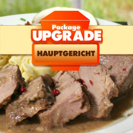 Package Upgrade repas principal