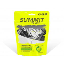 Summit cereali con i lamponi (91g)