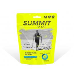 Summit messicano di pollo (fajita) con riso (128g)