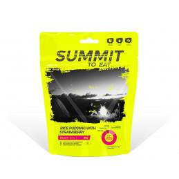 Summit budino di riso con le fragole (86g)