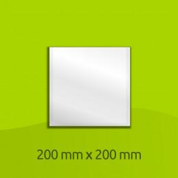 Sacchetto di alluminio laminato 200mm x 200mm