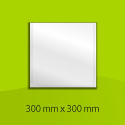 "Aluminium-Laminated Bag 300mm x 300mm (12"" X 12"")"