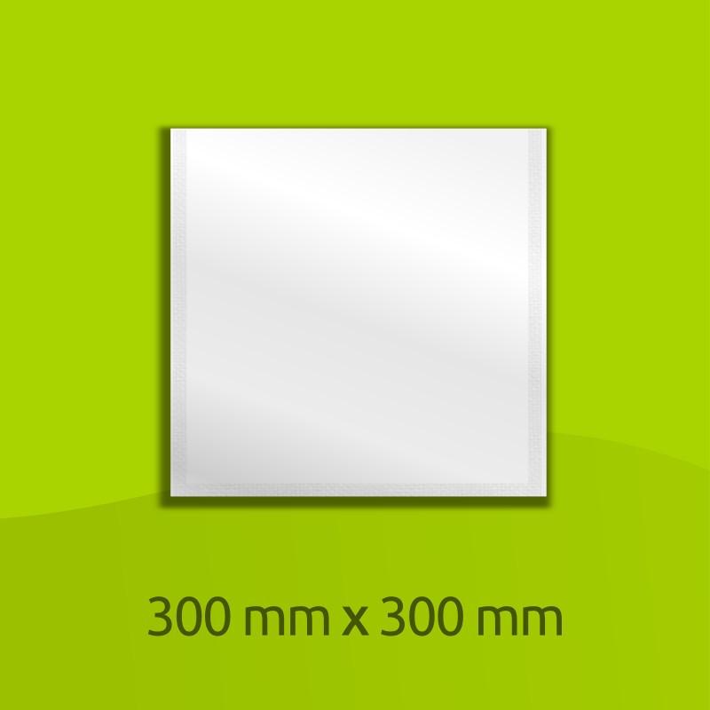 Sacchetto di alluminio laminato 300mm x 300mm