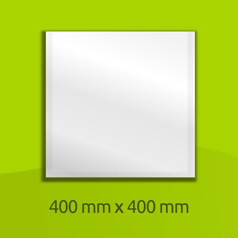 Alu-Verbund-Beutel, 400mm x 400mm