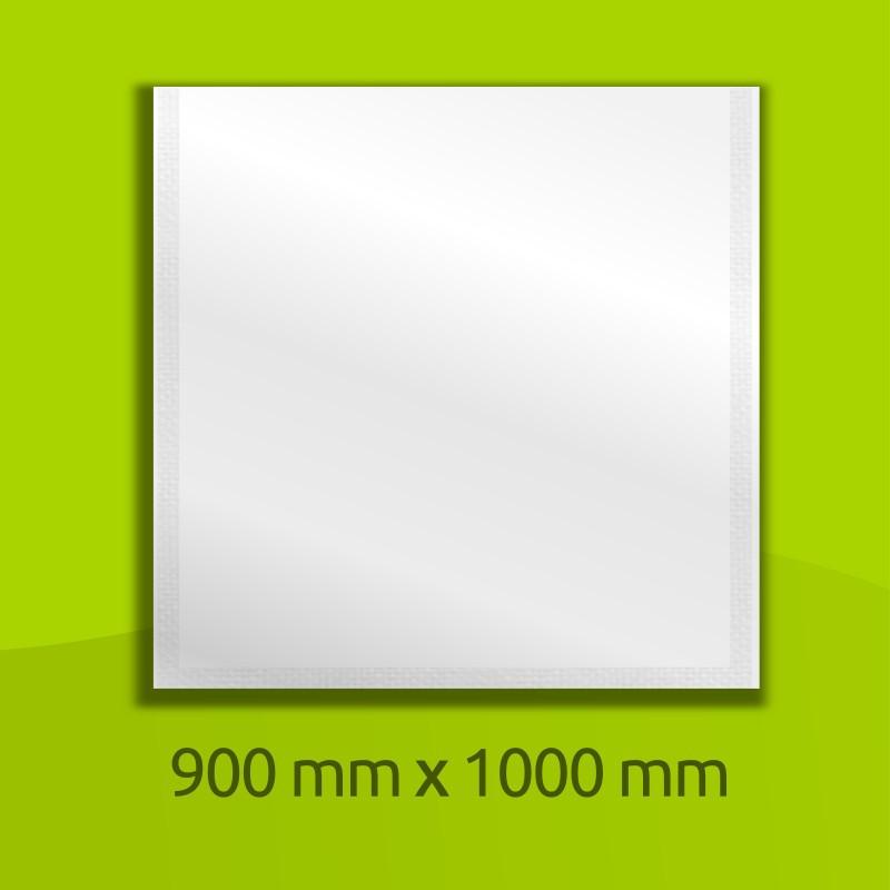 Sachet en alliage aluminium, 900mm x 1000mm