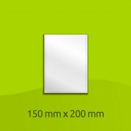 Sacchetto di alluminio laminato 150mm x 200mm