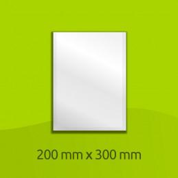 Sachet en alliage aluminium, 300mm x 200mm