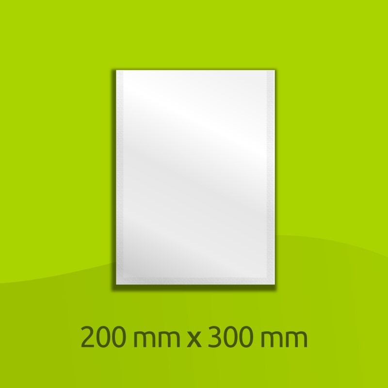 Alu-Verbund-Beutel, 300mm x 200mm