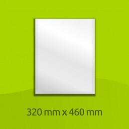 """Aluminium-laminated bag, 460mm x 320mm (18"""" x 12"""")"""