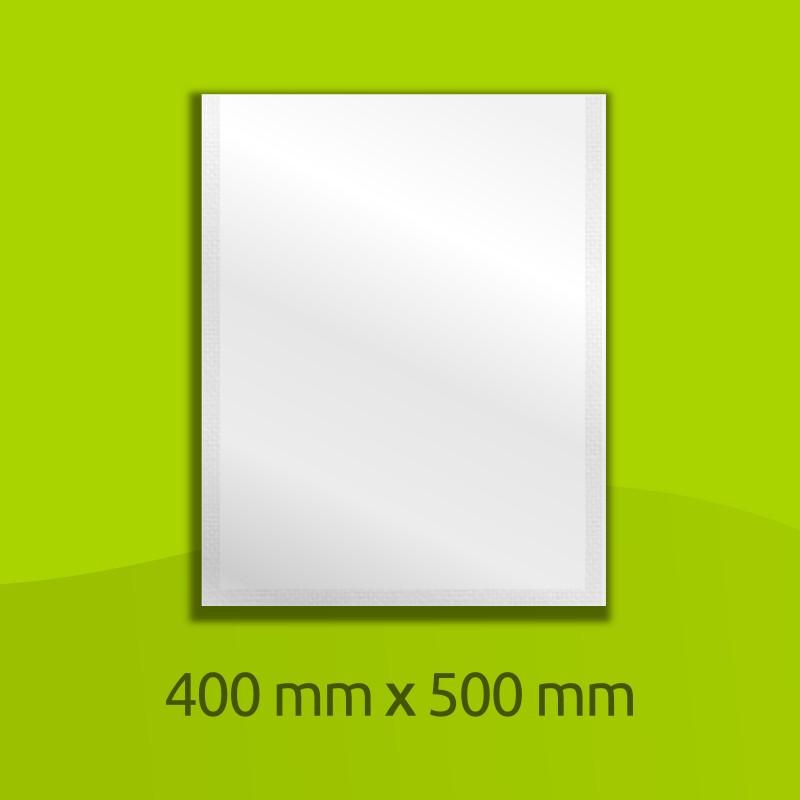 Sacchetto di alluminio laminato 400mm x 500mm