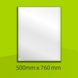 Alu-Verbund-Beutel, 760mm x 500mm