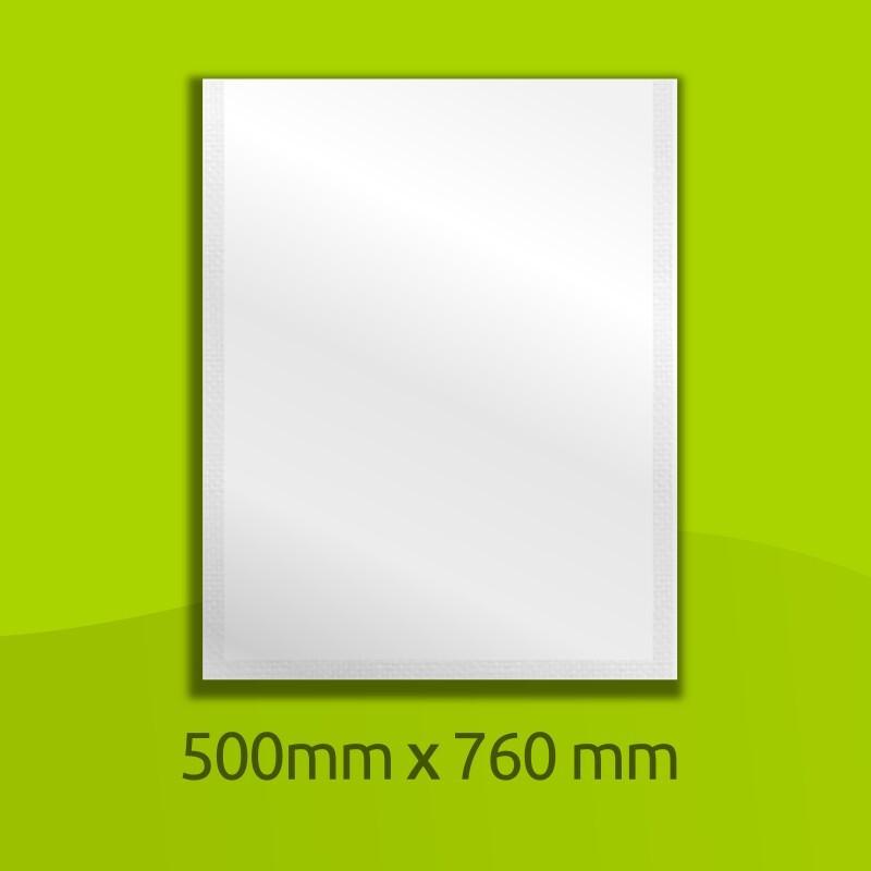 Sachet en alliage aluminium, 760mm x 500mm