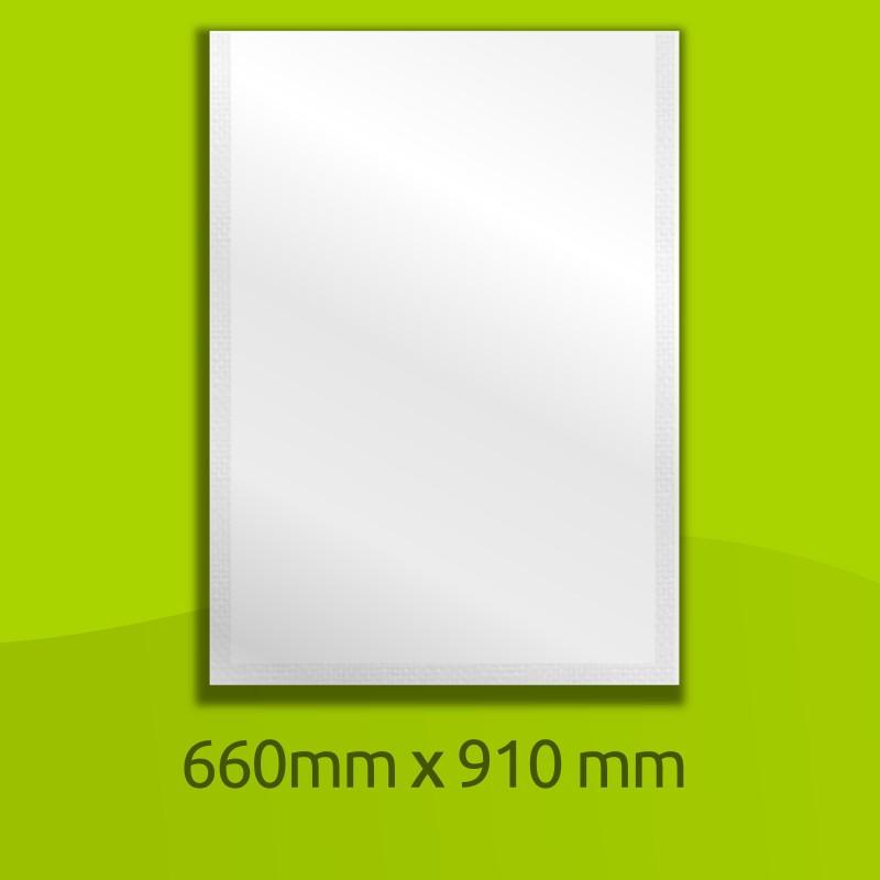 """Aluminium-laminated bag, 910mm x 660mm (36"""" x 26"""")"""