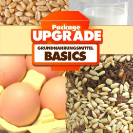 Package Upgrade Les aliments de base
