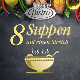 Pacchetto di test zuppe (8 x 385ml)