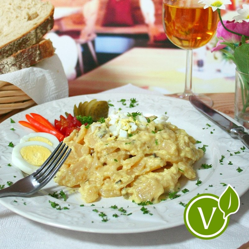 Dosen Bistro Kartoffelsalat mit Mayonnaise (400g)