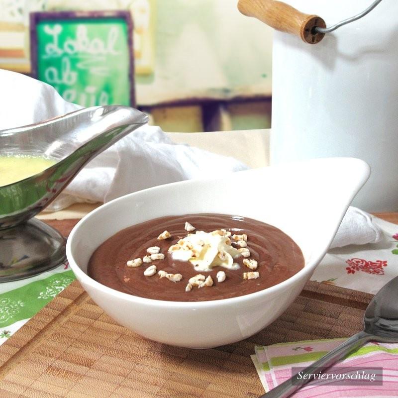 Dosen Bistro Pudding au chocolat (400g)