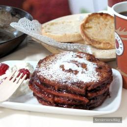 Dosen Bistro Pancakes con marmellata di fragole (280g)