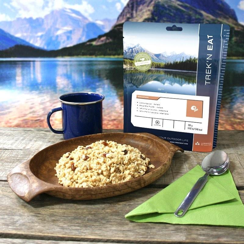 TREK'N EAT Swiss Muesli with Milk (150g)