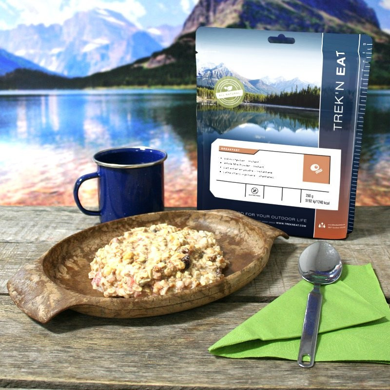 TREK'N EAT Whole grain fruit muesli (150g)