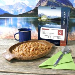TREK'N EAT Bœuf strogonoff au riz (160g)
