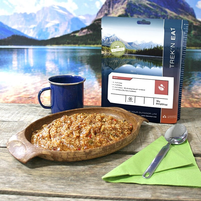 TREK'N EAT Beef Stroganoff with Rice (160g)