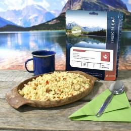 TREK'N EAT Couscous au poulet et aux légumes (200g)