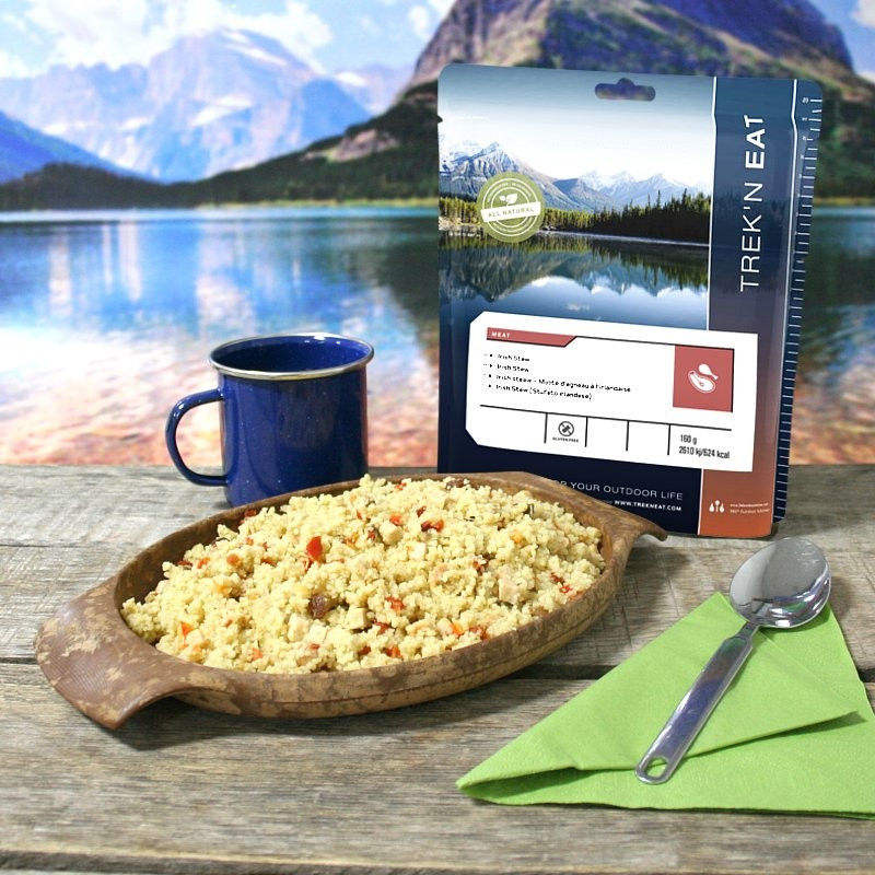 TREK'N EAT Cuscus con pollo (200g)