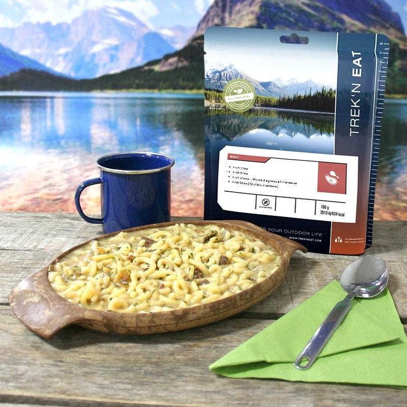 TREK'N EAT Pietanza alla cacciatore con carne di manzo e pasta (160g)