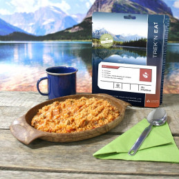 TREK'N EAT Risotto des Balkans au bœuf (190g)