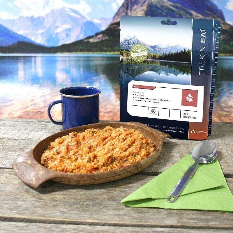 "TREK'N EAT Pietanza ""balcana"" a base di riso (190g)"