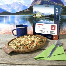 TREK'N EAT Deftiger Kartoffeltopf mit Rind und Bohnen (170g)